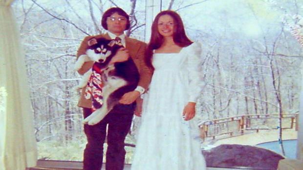 Robert and Kathie Durst's wedding photo