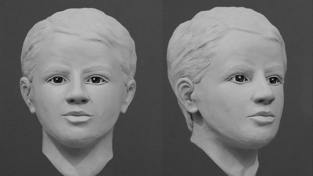 Sculptures help identify murder victims