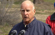 California governor orders historic water use restrictions due to drought