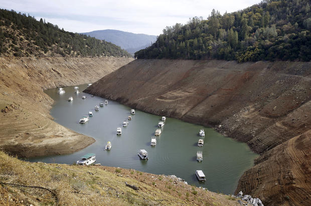 California drought crisis