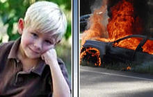 Jury awards $150M to boy's family after Jeep fire