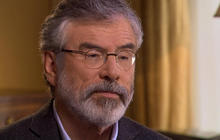 Does Gerry Adams have blood on his hands?