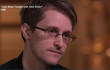John Oliver interviews Edward Snowden in Russia