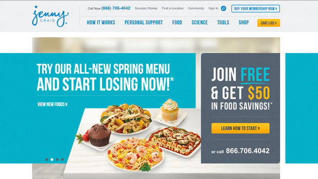 Weight Watchers, Jenny Craig, Nutrisystem: Which diet ...