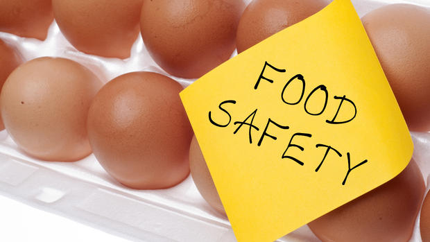 Foodborne illness: The most guilty foods list