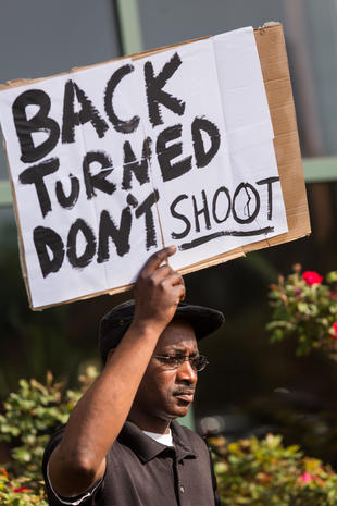South Carolina police officer indicted for Walter Scott's death