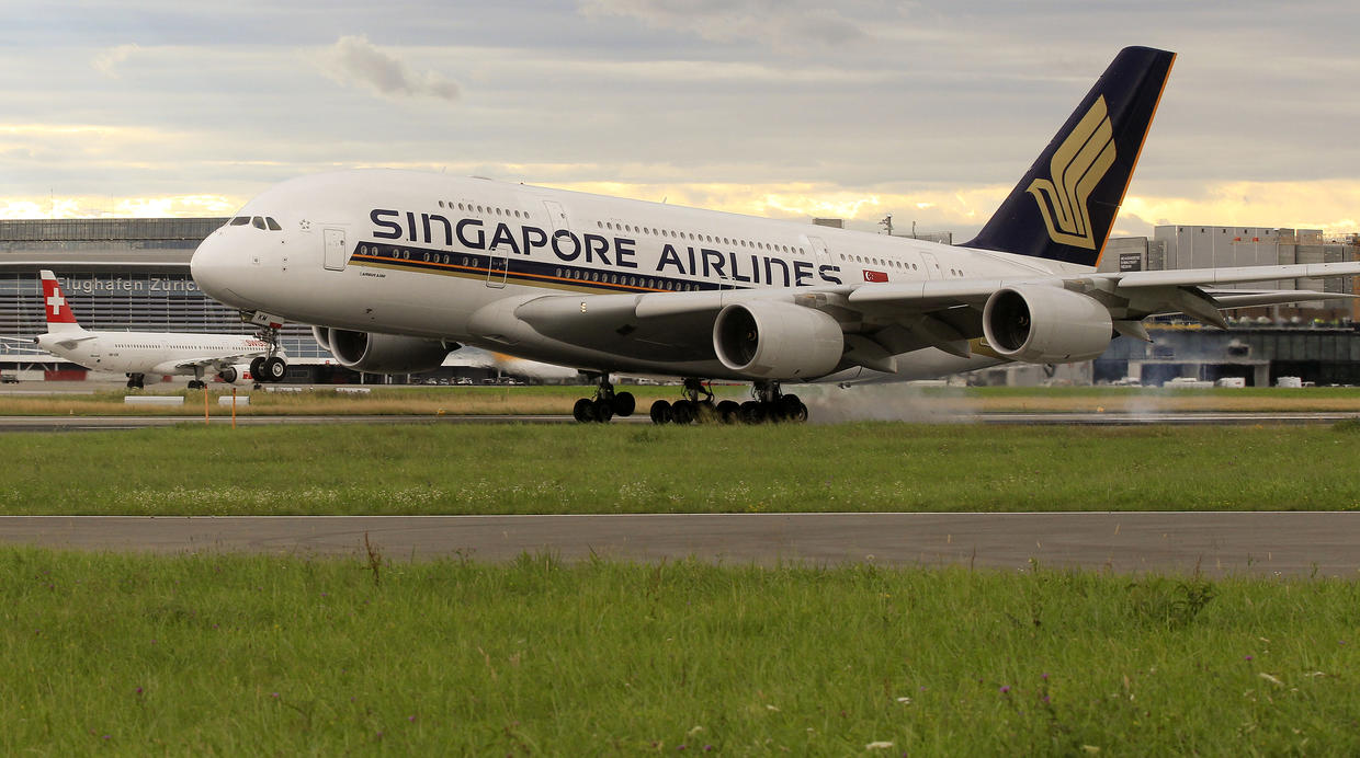 power of buyers singapore airline