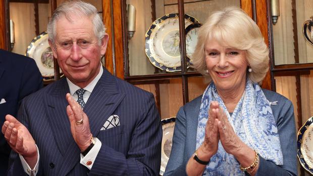 Prince Charles And Camilla Ss Of Cornwall Mark 10th Wedding Anniversary Cbs News