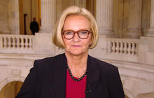 Sen. McCaskill on Congress' review of Iran nuclear deal, Hillary Clinton and college basketball