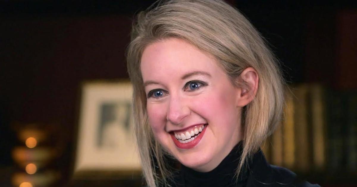 Elizabeth Holmes Youngest Self-Made Female Billionaire Revolutionizing -5570