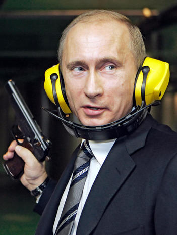 Wild facts about Vladimir Putin