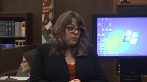 Defense attorney Lisa Kopelman