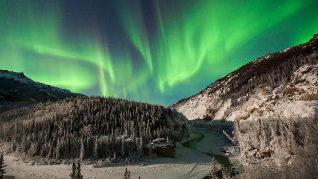 Alaska's Northern Lights