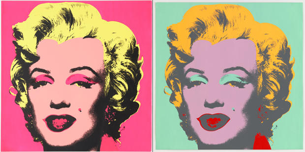 Andy Warhol at MoMA