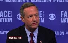 Martin O'Malley: More Dems should challenge Hillary Clinton