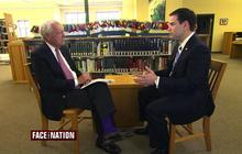 Marco Rubio on climate change, same-sex marriage