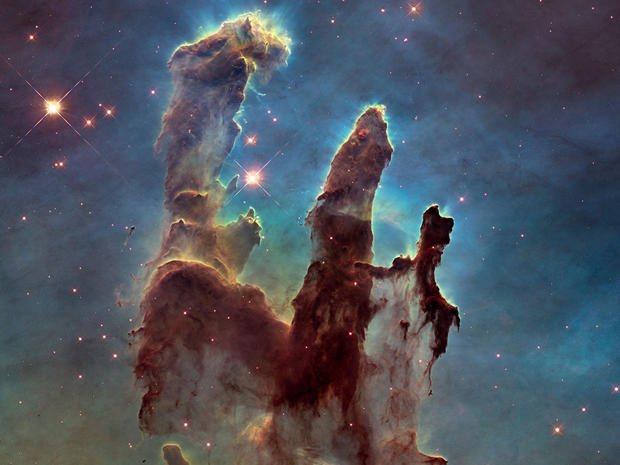 Top 5 discoveries from the Hubble Space Telescope