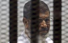 Former Egyptian leader Morsi sentenced to 20 years in prison