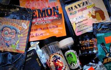 Dramatic spike in synthetic marijuana overdoses