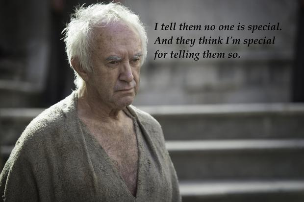 "Wisdom of Thrones - ""High Sparrow"""