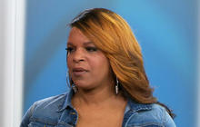 """Baltimore's """"mom of the year"""" on why she smacked rioting son"""