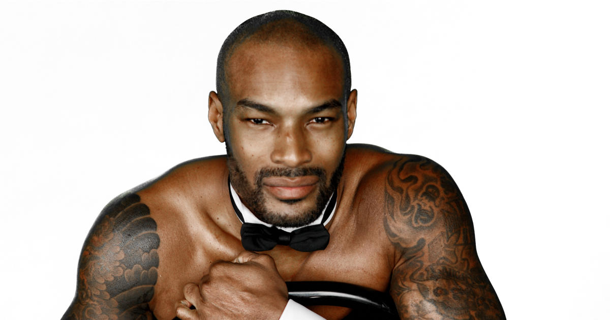 "Tyson Beckford is ""hot to trot"" in Chippendales ..."