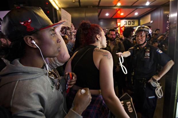 Freddie Gray solidarity protests