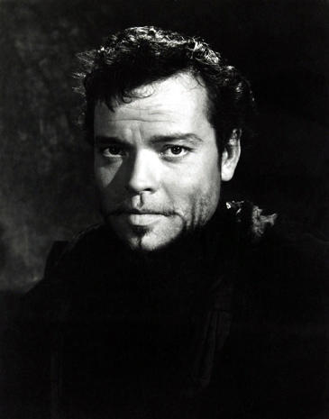 The mesmerizing Orson Welles