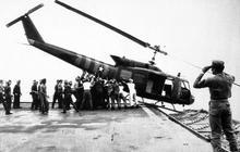 Fall of Saigon 40th anniversary