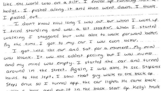 Read Sheila Trott's letter about Kelly Brennan's murder