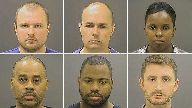 Reaction to mistrial in Freddie Gray case