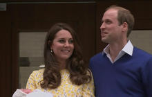 London reacts to the name of the newest royal family member