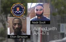 FBI sent warning ahead of Muhammad art attack