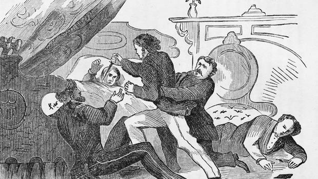 Attempted assassination of William Seward