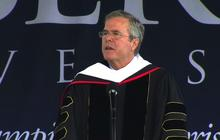 "Jeb Bush knocks White House for ""aggressive stance against"" religious freedom"