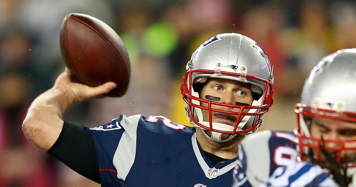 """NFL penalizes Tom Brady, Patriots for """"Deflategate"""" - CBS News"""