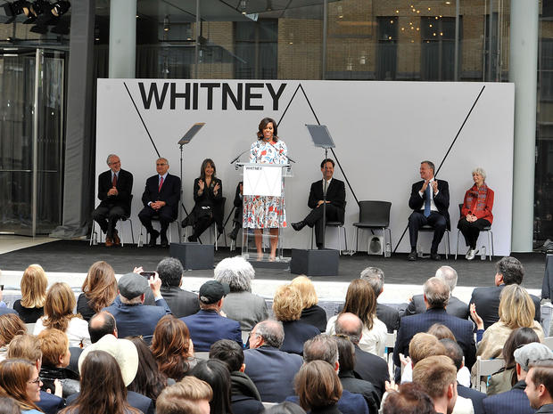 New home for NYC's Whitney Museum