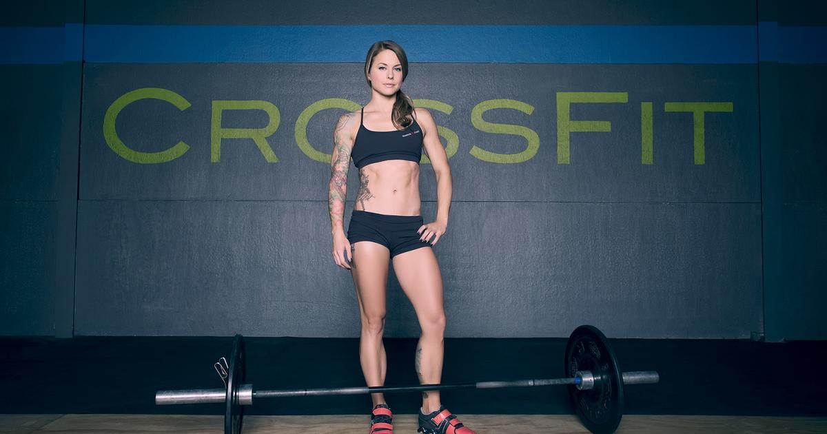 CrossFit icon Christmas Abbott's journey from front line