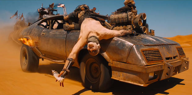 "The cars of ""Mad Max: Fury Road"""