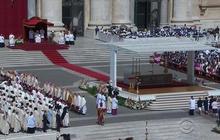 Pope canonizes two Palestinian nuns