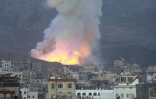 Saudi-led strikes against Shiite Rebels resume