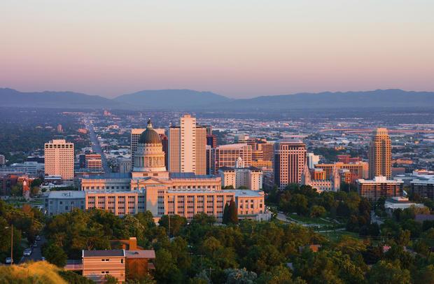 The 9 best U S  cities for jobs - CBS News