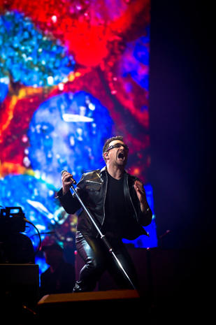 U2 in pictures