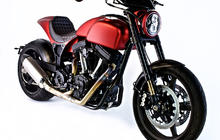 Keanu Reeves' brand of motorcycles
