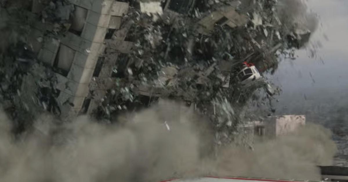 San Andreas Movie Reality Check Fact Fiction Behind