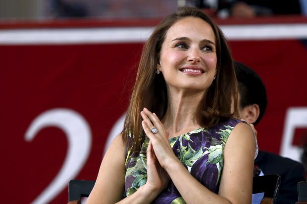 Natalie Portman - Harvard Class Day 2015