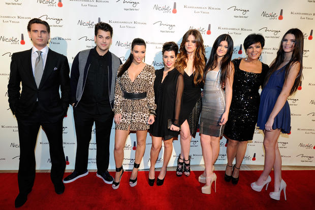 Keeping up with the evolving Kardashians