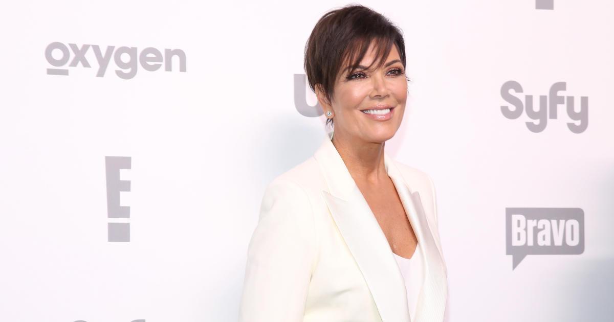 Kris Jenner discusses changing her name back to Kardashian