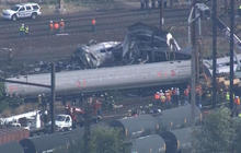 NTSB says Philadelphia Amtrak crash not caused by mechanical error