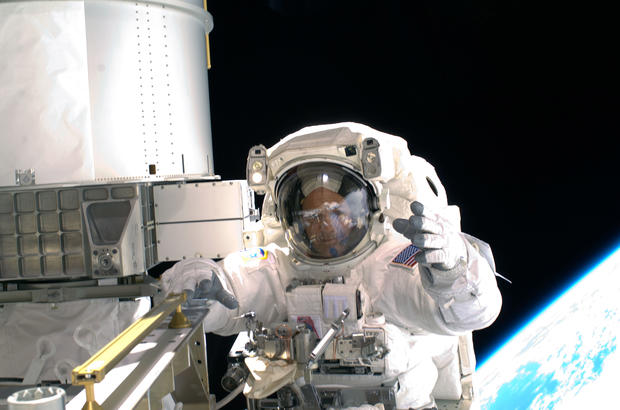 50 years of stunning spacewalks